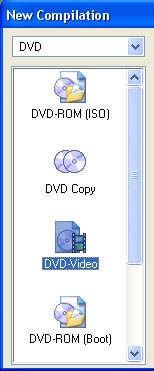 Create Video DVD with Nero