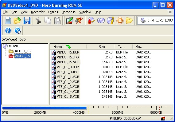 cara download video ts file